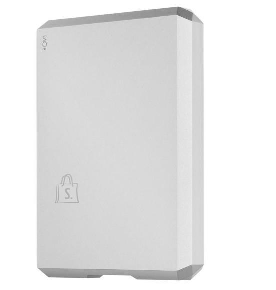 LaCie External HDD|LACIE|Mobile Drive|1TB|USB-C|Colour Silver|STHG1000400