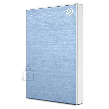 Seagate External HDD|SEAGATE|Backup Plus Slim|2TB|USB 3.0|Colour Light Blue|STHN2000402