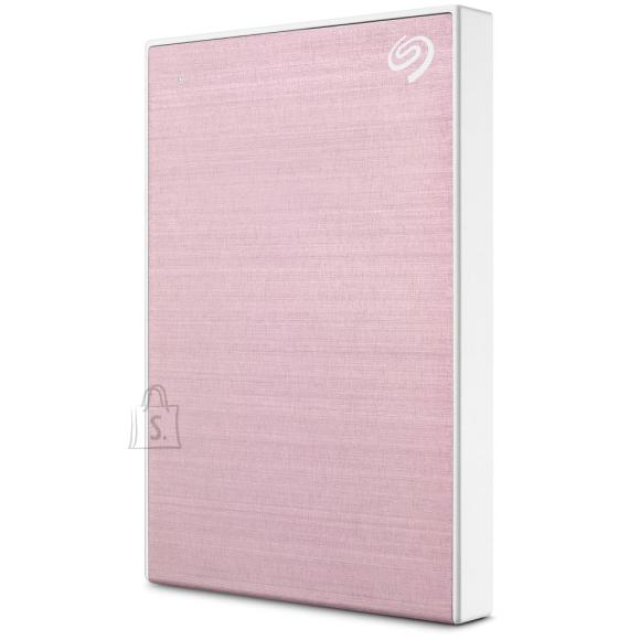 Seagate External HDD|SEAGATE|Backup Plus Slim|2TB|USB 3.0|Colour Rose Gold|STHN2000405