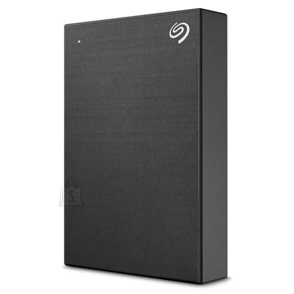 Seagate External HDD|SEAGATE|Backup Plus Portable|4TB|USB 3.0|Colour Black|STHP4000400
