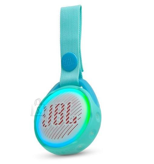 JBL Portable Speaker|JBL|JR POP|Portable/Wireless|Bluetooth|Teal|JBLJRPOPTEL