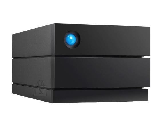LaCie External HDD|LACIE|2big RAID|4TB|USB 3.1|Black|STHJ4000800