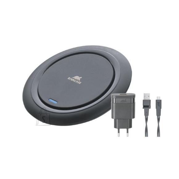 CHARGER USB UNIVERSAL WRL/BLACK VA4914 BD1 RIVACASE
