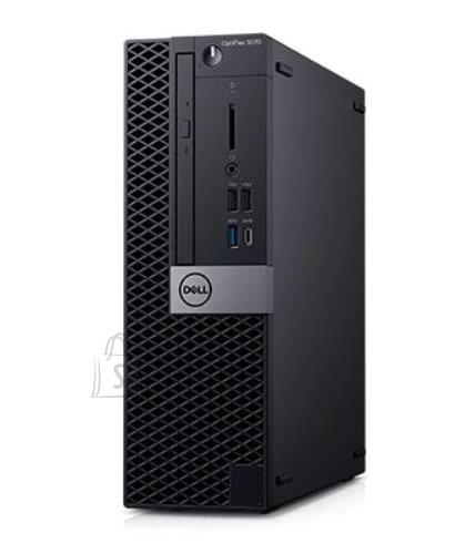 Dell PC|DELL|OptiPlex|5070|Business|SFF|CPU Core i5|i5-9500|3000 MHz|RAM 8GB|DDR4|2666 MHz|SSD 256GB|Graphics card Intel UHD Graphics 630|Integrated|ENG|Windows 10 Pro|Included Accessories Dell Optical Mouse - MS116; Dell Wired Keyboard KB216 Black|N010O5070SFF_1