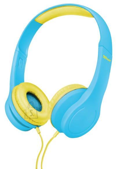 Trust HEADPHONES BINO KIDS BLUE/22489 TRUST