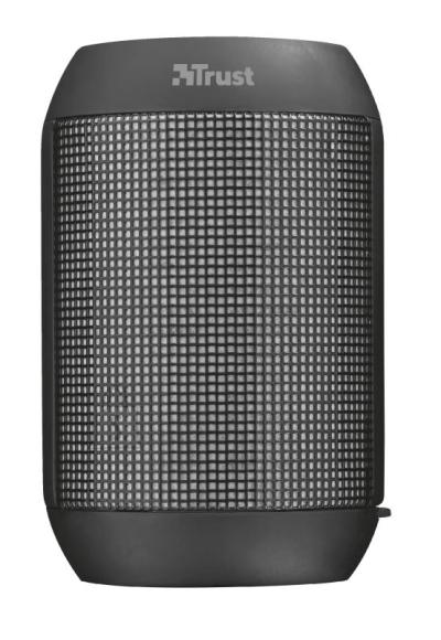 Trust Portable Speaker|TRUST|Ziva Wireless|Portable/Wireless|P.M.P.O. 6 Watts|1xAudio-In|Bluetooth|21967