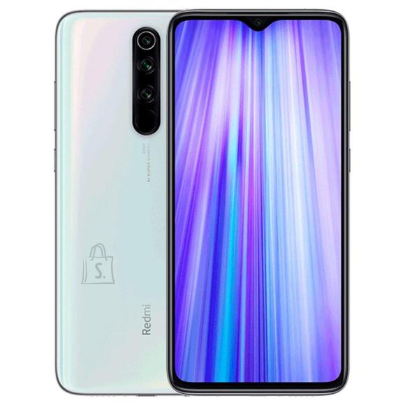 Xiaomi MOBILE PHONE REDMI NOTE 8 PRO/64GB WHITE MZB8620EU XIAOMI