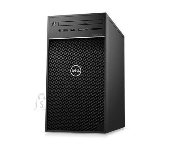 Dell PC|DELL|Precision|3630|Business|Tower|CPU Core i5|i5-8500|3000 MHz|RAM 8GB|DDR4|2666 MHz|HDD 1TB|7200 rpm|Graphics card NVIDIA Quadro P400|2GB|ENG|Windows 10 Pro|Included Accessories Dell Wired Mouse MS116 Black, Dell Wired Keyboard KB216 Black|N008P3630MTBTPCEE1_2
