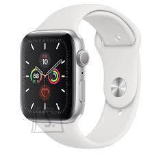 Apple SMARTWATCH SERIES5 44MM/SILVER/WHITE MWVD2VR/A APPLE