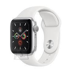 Apple SMARTWATCH SERIES5 40MM/SILVER/WHITE MWV62VR/A APPLE