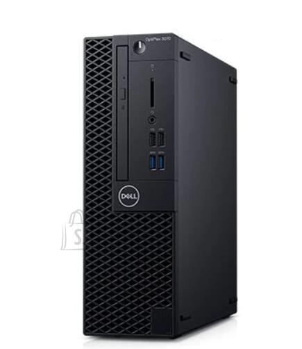 Dell PC|DELL|OptiPlex|3070|Business|SFF|CPU Core i5|i5-9500|3000 MHz|RAM 8GB|DDR4|2666 MHz|SSD 256GB|Graphics card Intel UHD Graphics 630|Integrated|ENG|Windows 10 Pro|Included Accessories Dell Optical Mouse - MS116, Dell Wired Keyboard KB216 Black|S519O3070SFF_1
