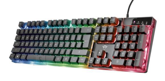 Trust KEYBOARD USB GXT835 AZOR/ENG 23651 TRUST
