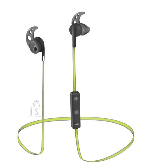 Trust HEADSET SILA BLUETOOTH/GREY/LIME 21770 TRUST