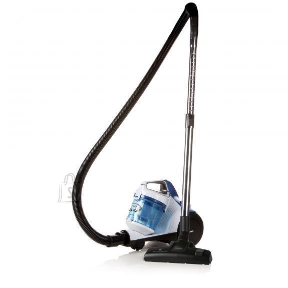 Vacuum Cleaner|DOMO|Bagless|Noise 76 dB|White / Blue|Weight 5 kg|DO7286S