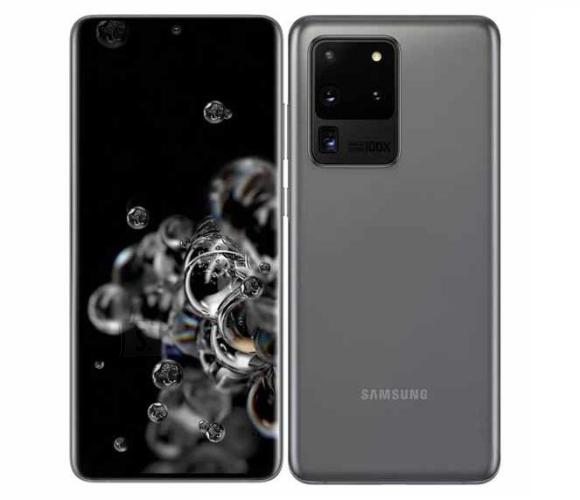 Samsung MOBILE PHONE GALAXY S20 ULTRA/5G GRAY SM-G988BZADEUD SAMSUNG
