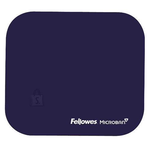 Fellowes MOUSE PAD MICROBAN/BLUE 5933805 FELLOWES