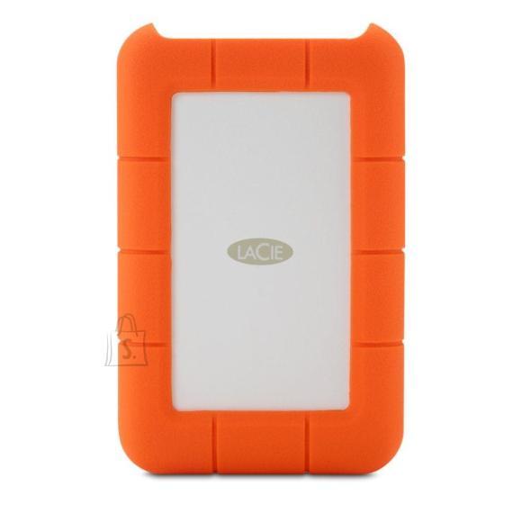 LaCie External HDD|LACIE|2TB|USB-C|Colour Orange|STFR2000800