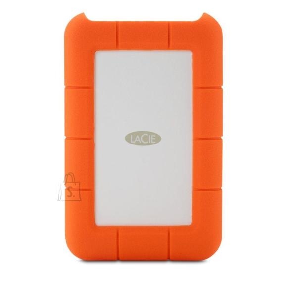 LaCie External HDD|LACIE|1TB|USB-C|Colour Orange|STFR1000800