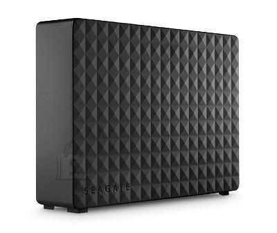 Seagate External HDD|SEAGATE|Expansion|10TB|USB 3.0|Black|STEB10000400