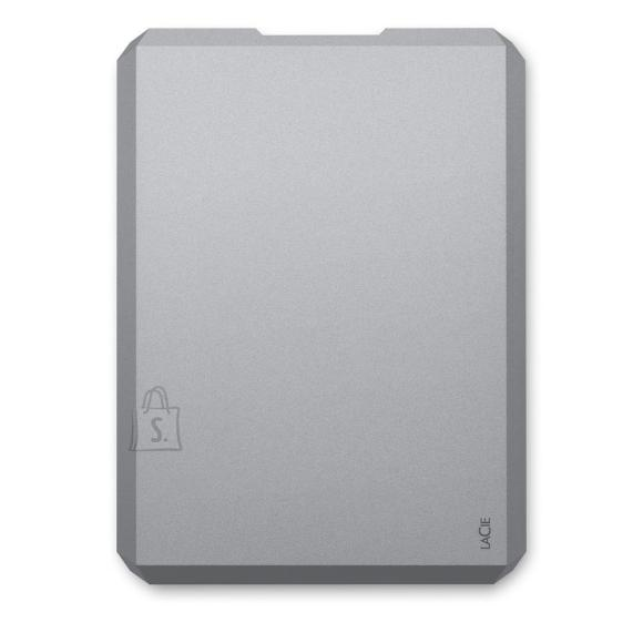 LaCie External HDD|LACIE|5TB|USB-C|Colour Space Gray|STHG5000402