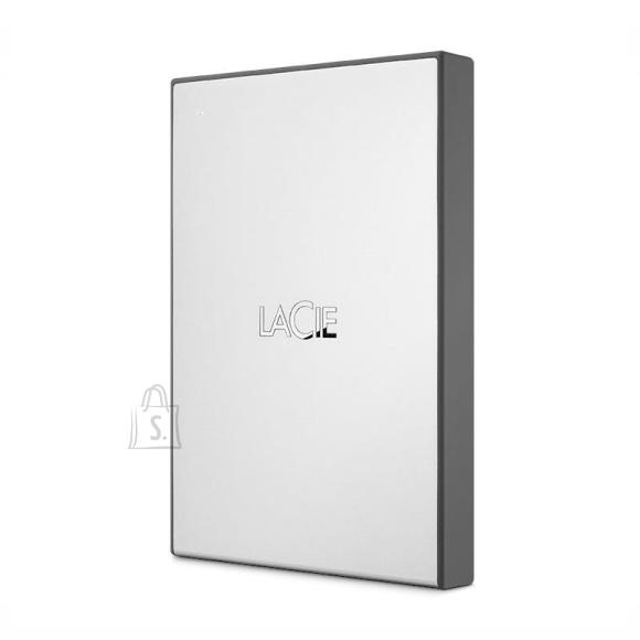 LaCie External HDD|LACIE|1TB|USB 3.0|Colour Silver|STHY1000800