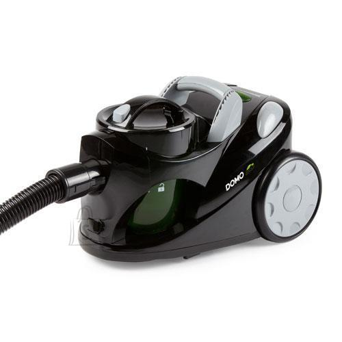 Vacuum Cleaner|DOMO|DO7271S|Canister/Bagless|Capacity 2 l|Noise 78 dB|Black|Weight 4.55 kg|DO7271S