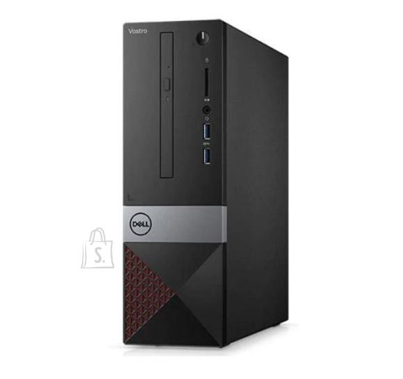 Dell PC|DELL|Vostro|3471|Business|Tower|CPU Core i3|i3-9100|3600 MHz|RAM 4GB|DDR4|2400 MHz|SSD 128GB|Graphics card Intel UHD Graphics 630|Integrated|ENG|Bootable Linux|Included Accessories Dell Optical Mouse - MS116, Dell Wired Keyboard KB216|N203VD3471BTPEDB03_UBU