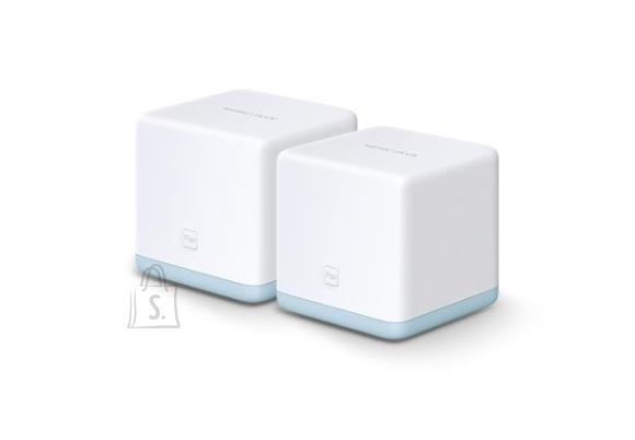 Wireless Router|MERCUSYS|Wireless Router|2-pack|1200 Mbps|Mesh|IEEE 802.11a|IEEE 802.11b|IEEE 802.11g|IEEE 802.11n|IEEE 802.11ac|LAN \ WAN ports 2|HALOS12(2-PACK)