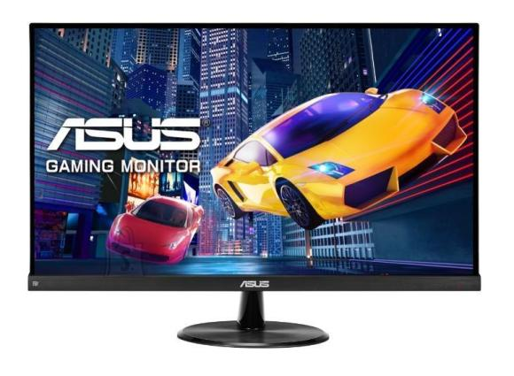 "Asus LCD Monitor ASUS VP249QGR 23.8"" Gaming Panel IPS 1920x1080 16:9 144Hz Matte 1 ms Speakers Tilt Colour Black 90LM03L0-B03170"