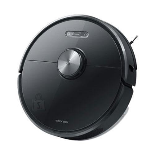 Vacuum Cleaner XIAOMI ROBOROCK S6 Robot 58W Capacity 0.48 l Noise 58 dB Black Weight 3.6 kg S652-00BLACK