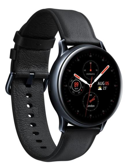 Samsung SMARTWATCH GALAXY WATCH ACT. 2/BLACK SM-R835FSKA SAMSUNG