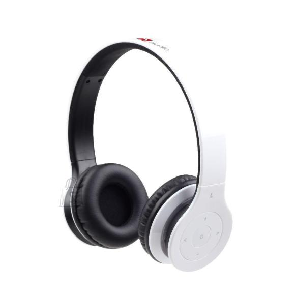Gembird HEADSET BLUETOOTH BERLIN/WHITE BHP-BER-W GEMBIRD