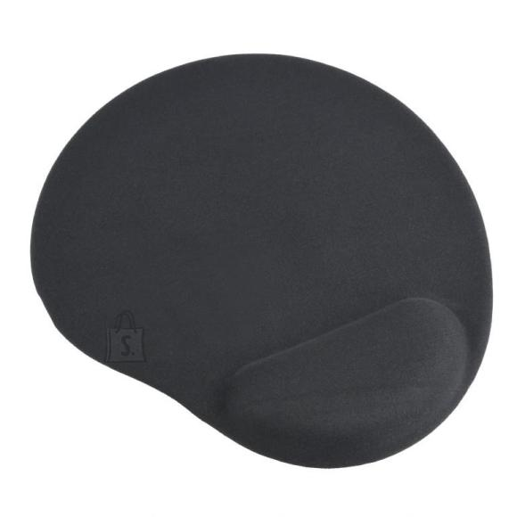 Gembird MOUSE PAD GEL BLACK/MP-GEL-BK GEMBIRD