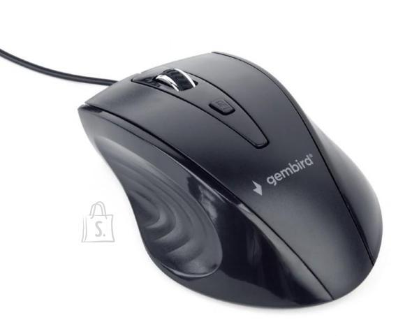 Gembird MOUSE USB OPTICAL/BLACK MUS-4B-02 GEMBIRD