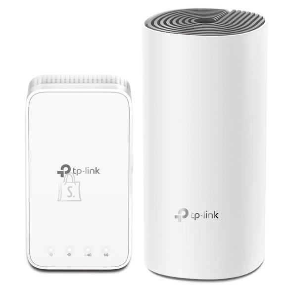 TP-Link Wireless Router|TP-LINK|Wireless Router|2-pack|1267 Mbps|DECOE3(2-PACK)