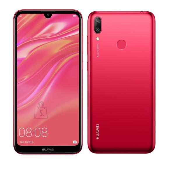 Huawei MOBILE PHONE Y7 2019/CORAL RED 51093WDH HUAWEI
