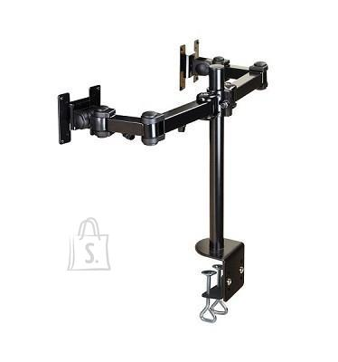 "TV SET ACC DESK MOUNT BLACK/10-26"" FPMA-D960D NEWSTAR"