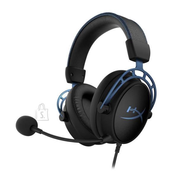 Kingston HEADSET HYPERX CLOUD ALPHA S/BLUE HX-HSCAS-BL/WW KINGSTON