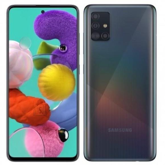 Samsung MOBILE PHONE GALAXY A51 128GB/BLACK SM-A515FZKVEUD SAMSUNG