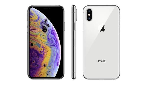 Apple MOBILE PHONE IPHONE XS 64GB/SILVER MT9F2 APPLE