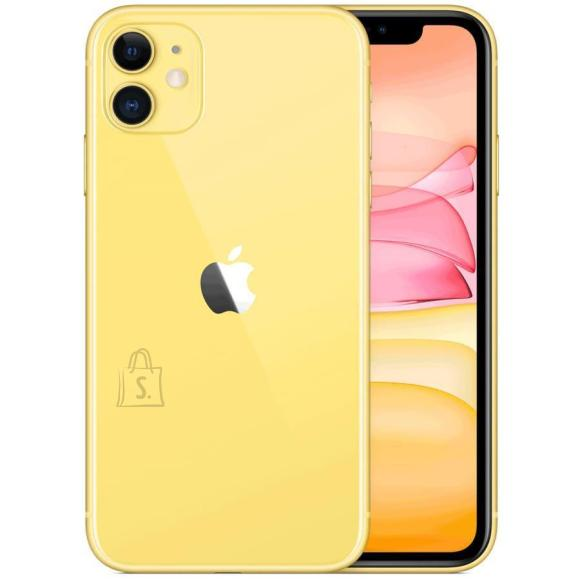 Apple MOBILE PHONE IPHONE 11/128GB YELLOW MWM42 APPLE