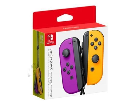 Nintendo CONSOLE ACC CONTROLLER PAIR/JOY-COM P/O 10002888 NINTENDO