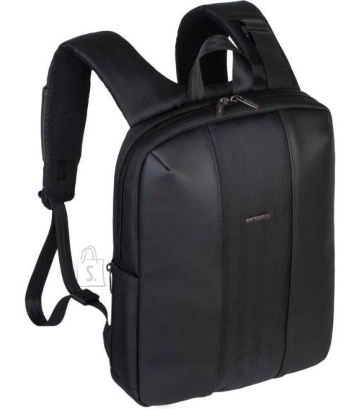 "NB BACKPACK NARITA 14""/8125 BLACK RIVACASE"
