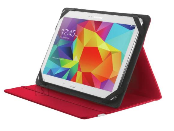 "Trust TABLET SLEEVE FOLIO STAND 10""/RED 20316 TRUST"