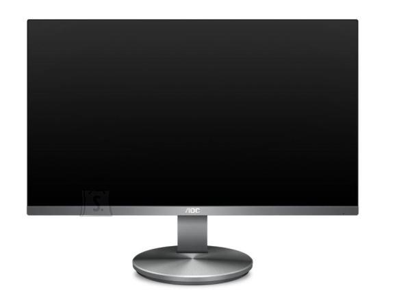 "AOC LCD Monitor|AOC|I2490VXQ/BT|23.8""|Business|Panel IPS|1920x1080|16:9|60Hz|4 ms|Speakers|Tilt|Colour Grey|I2490VXQ/BT"