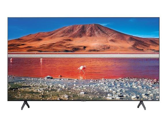 Samsung TV Set|SAMSUNG|4K/Smart|55"