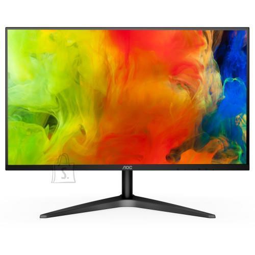 "AOC LCD Monitor|AOC|24B1XH|23.8""|Panel IPS|1920x1080|16:9|60Hz|7 ms|Colour Black|24B1XH"