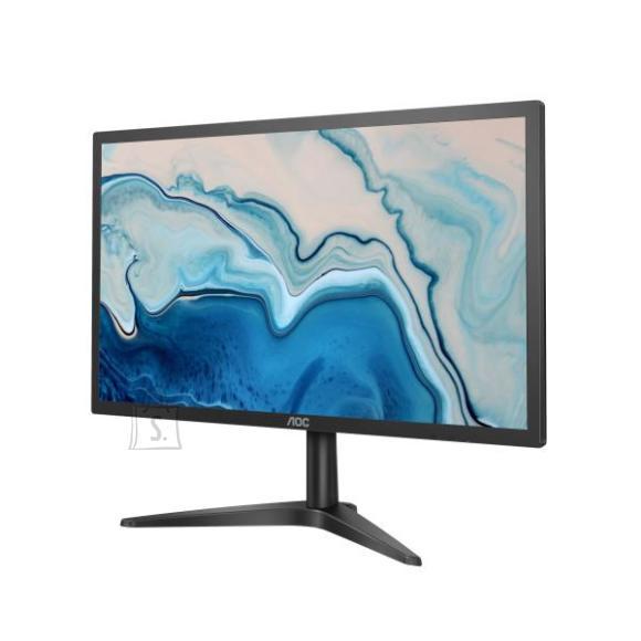 "AOC LCD Monitor|AOC|22B1H|21.5""|Panel TN|1920x1080|16:9|60Hz|5 ms|Tilt|Colour Black|22B1H"