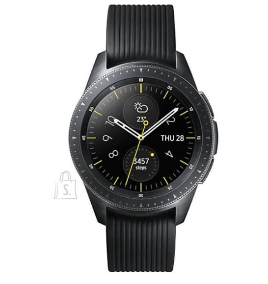 Samsung SMARTWATCH GALAXY WATCH R810/BLACK SM-R810NZKA SAMSUNG