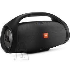 JBL Portable Speaker|JBL|Boombox|Portable/Waterproof/Wireless|Bluetooth|Black|JBLBOOMBOXBLKEU